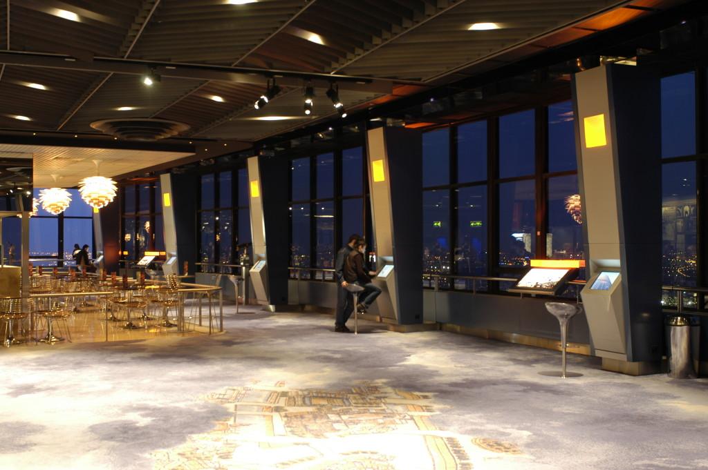 La Nuit des Etoiles 2016 à l'Observatoire Panoramique de la Tour Montparnasse