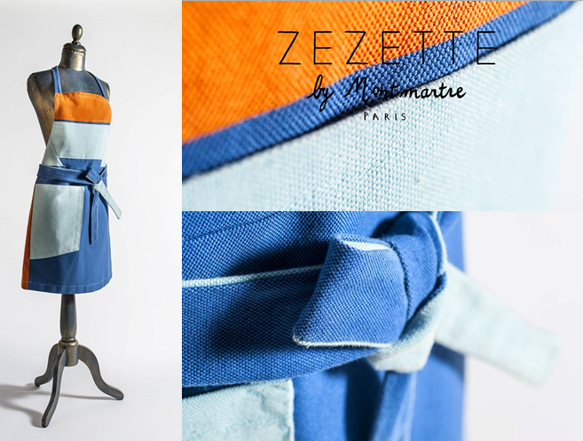 Zezette by Montmartre - tabliers