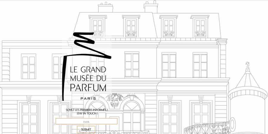 le grand musée du parfum à paris