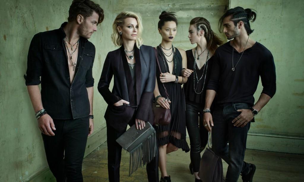 Caroline Neron - collection automne hiver 2016 2017