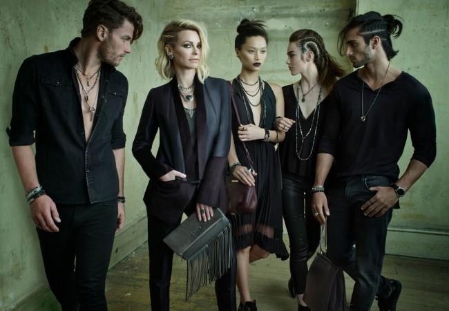 Caroline Neron –  Collections Automne/hiver 2016-2017 – accessoires chics