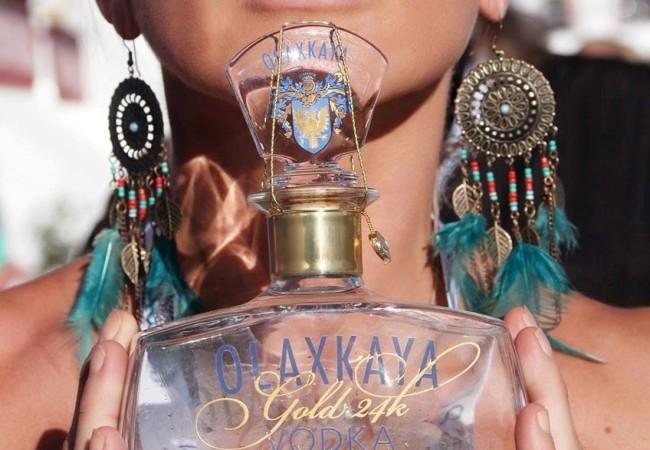 Vodka Olaxkaya – élixir d'exception – BLACK Edition