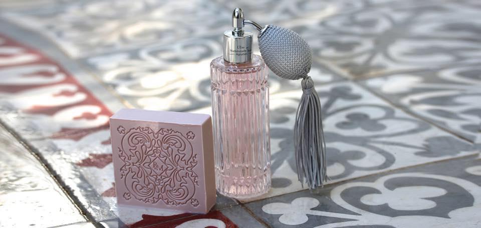 Rose et Marius - parfum