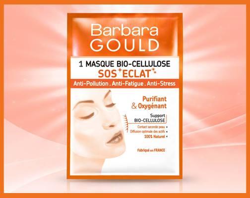 Masque Barbara Gould