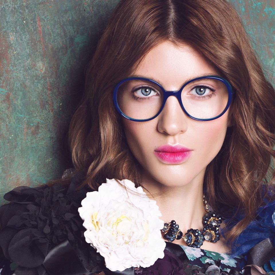Caroline Abram - lunettes