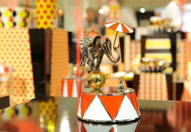 Alessi – collection amusante d'objets pour la table et la maison – circus