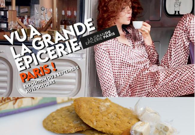 La Fabrique – Cookies à La Grande Epicerie de Paris