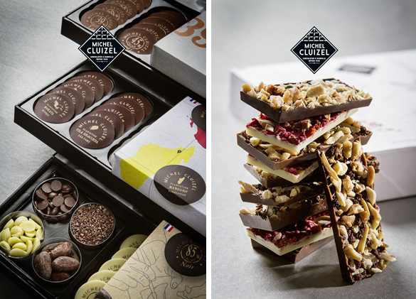 La Manufacture Cluizel – chocolats et gourmandises – Collection AH