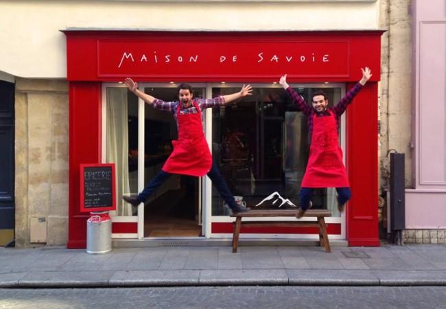 La Maison de Savoie – épicerie et dégustation – gastronomie savoyarde