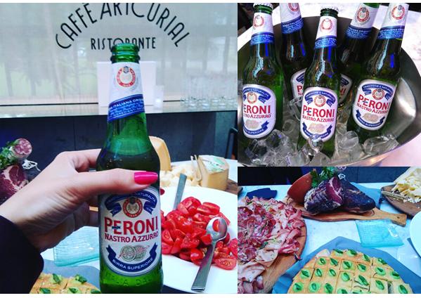 PERONI NASTRO AZZURRO – la célèbre bière italienne – Caffè Artcurial