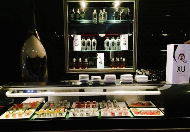 XU – Japanese cocktail bar – rue de Rivoli