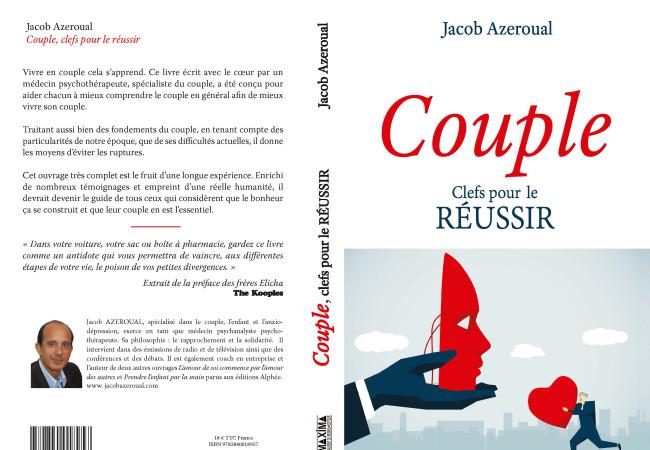 «Couple, clefs pour le réussir» – Jacob Azeroual