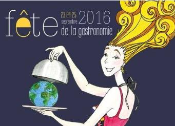 Le Village International de la Gastronomie – 23, 24 et 25 septembre