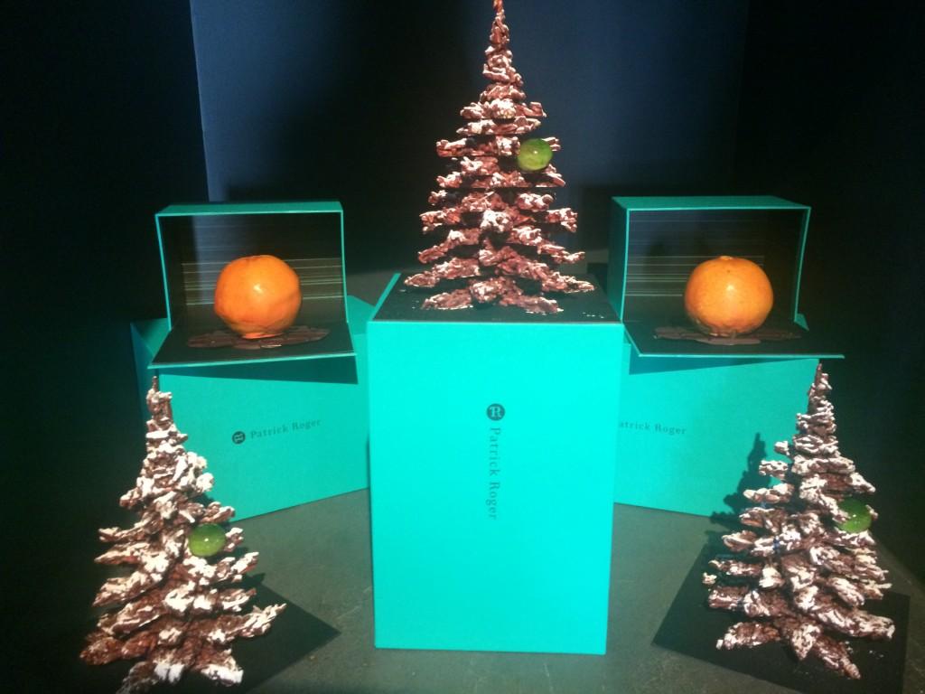 Patrick Roger - chocolats de Noël