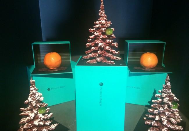 Collection Noël 2016 : Patrick Roger célèbre l'amande – chocolats de rêve