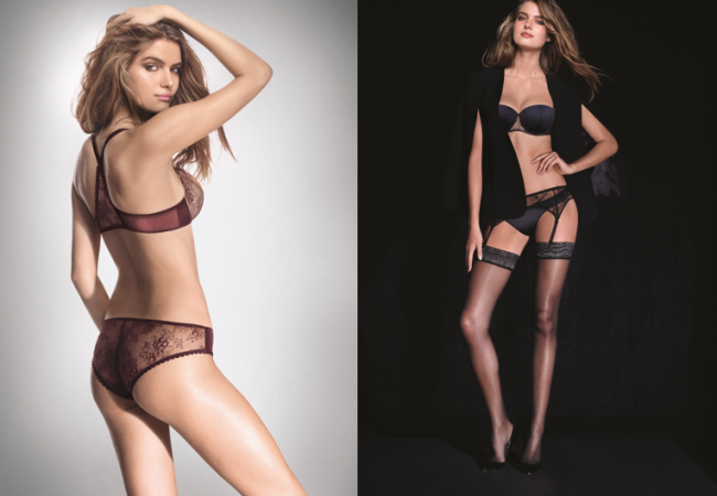 Wonderbra – lingerie fine, précieuse et couture – nouvelle collection