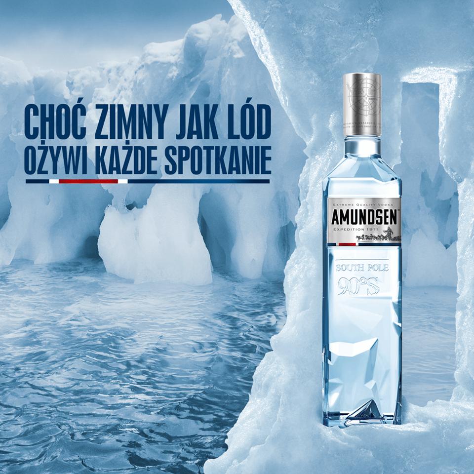 Amundsen - vodka