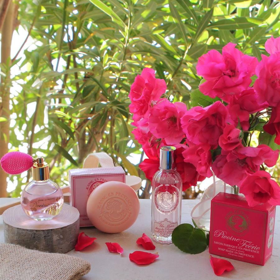 Jeanne en Provence - parfums