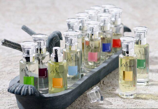 Altearah – cosmétiques bio – le bien-être par les couleurs