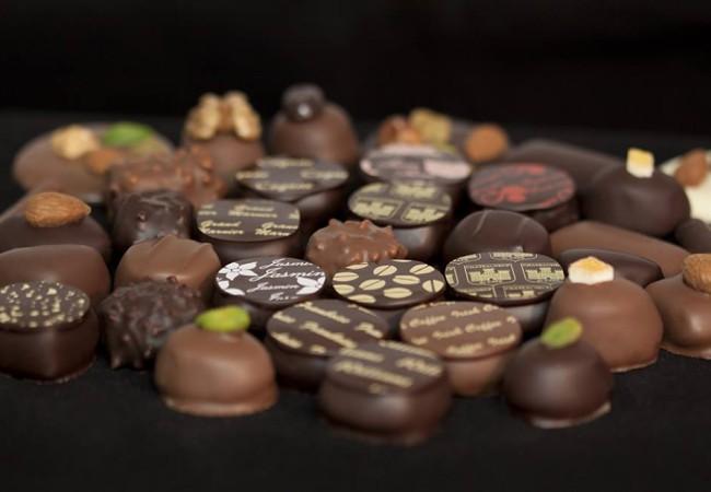 La Chocolaterie provençale Castelain fête Noël – fabrication artisanale