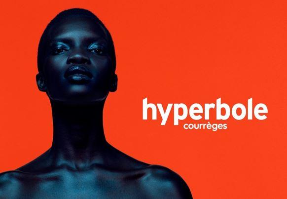 Courrèges – nouveau parfum féminin – Hyperbole