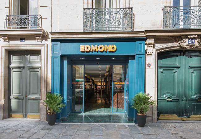 Edmond : épicerie et restaurant bio et sans gluten – Rive Gauche