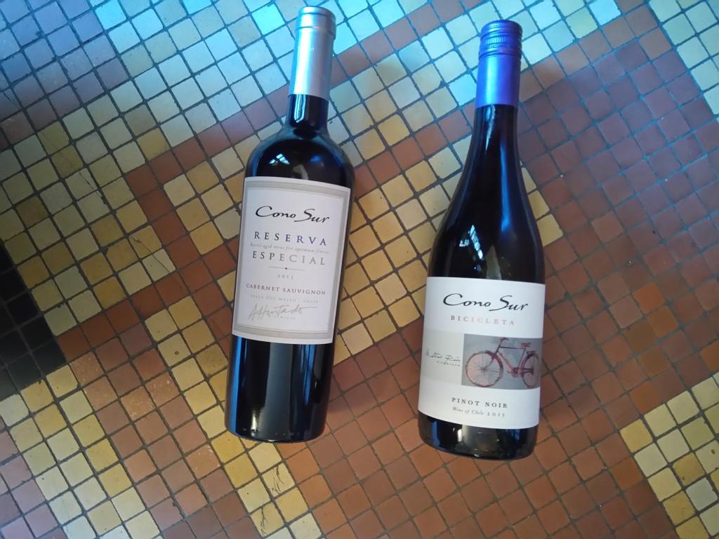 Cono Sur - Pinot Noir du Chili