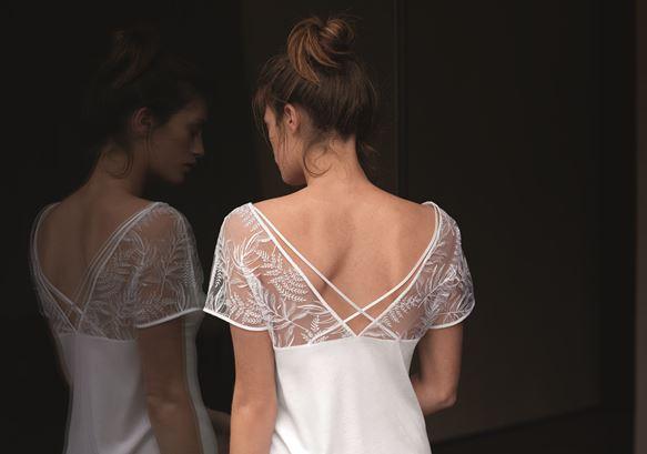 Hanro – lingerie fine – sous vêtements