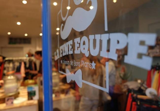 Pop Up Store – jeunes créateurs -14 au 16/10/16 – La Fine Equipe