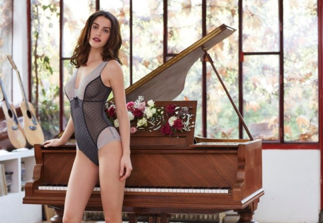 Barbara Paris – lingerie française – collection automne/hiver 2016-17