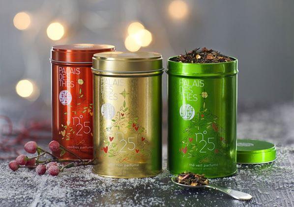 Palais des Thés – calendrier de l'avent – thé de Noël n°25
