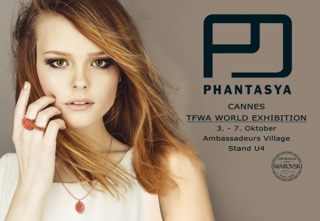 Phantasya – des bijoux sublimes – SWAROVSKI ELEMENTS