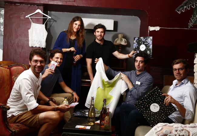 Capsule mode et food: les jeunes créateurs français sont sur vente-privee