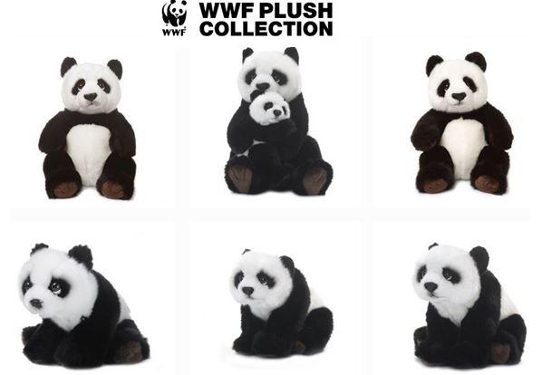 WWF – une peluche plus vraie que nature pour protéger la vie sauvage