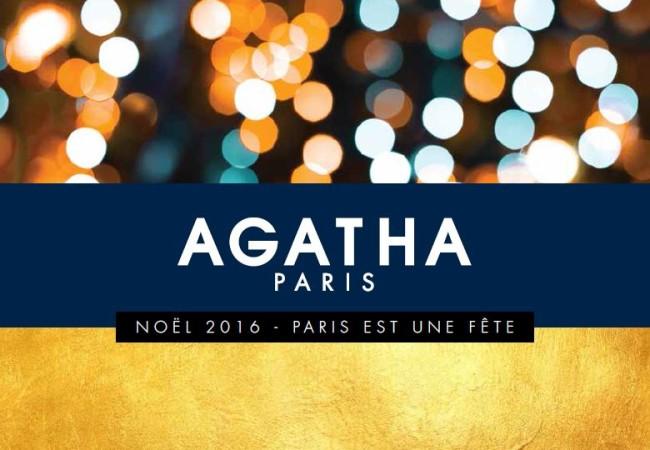 Agatha – bijoux – collection hiver 2016 – Paris est une fête