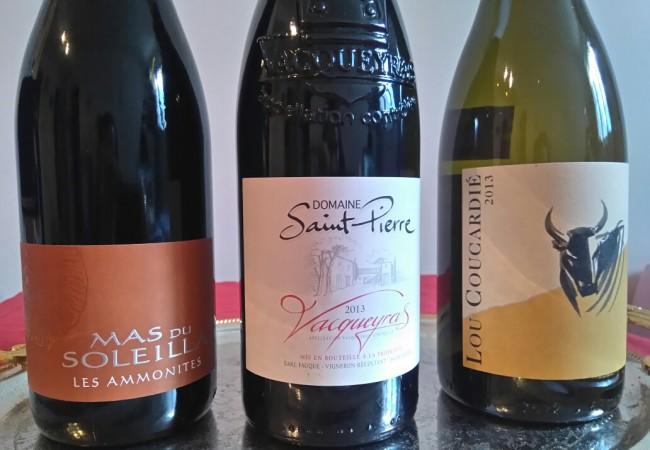 Sélection de vins – repas de Fêtes – accords mets vins