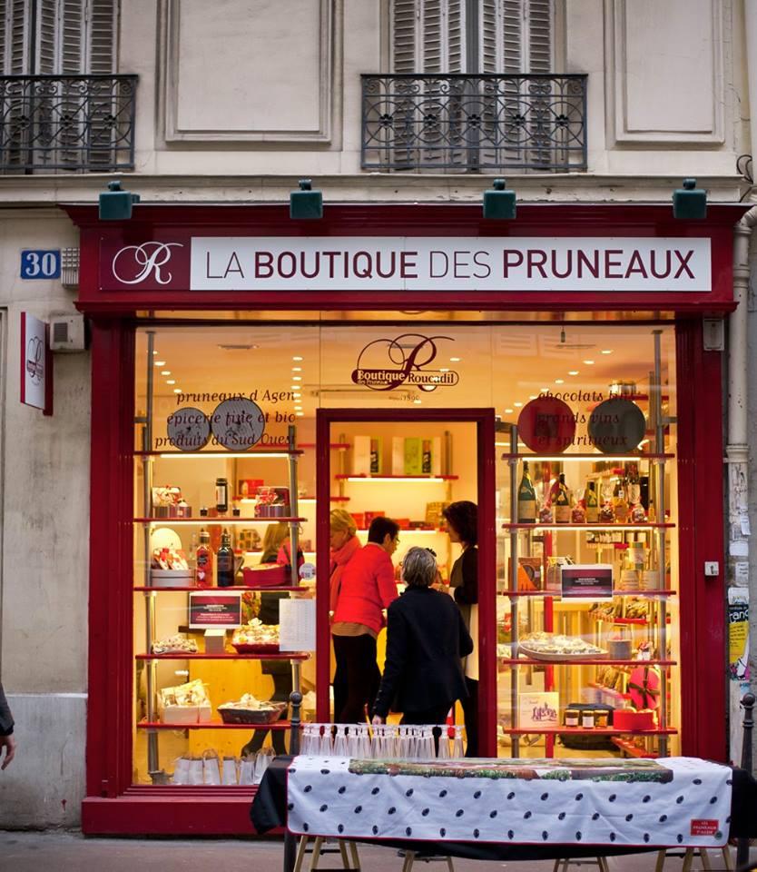 Maison Roucadil - boutique spécialités du Sud Ouest à Paris