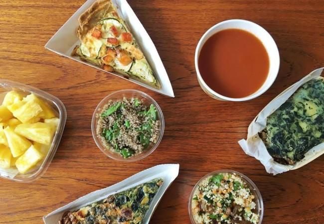 EXKi Saint Lazare – adresse gourmande – repas sains et naturels