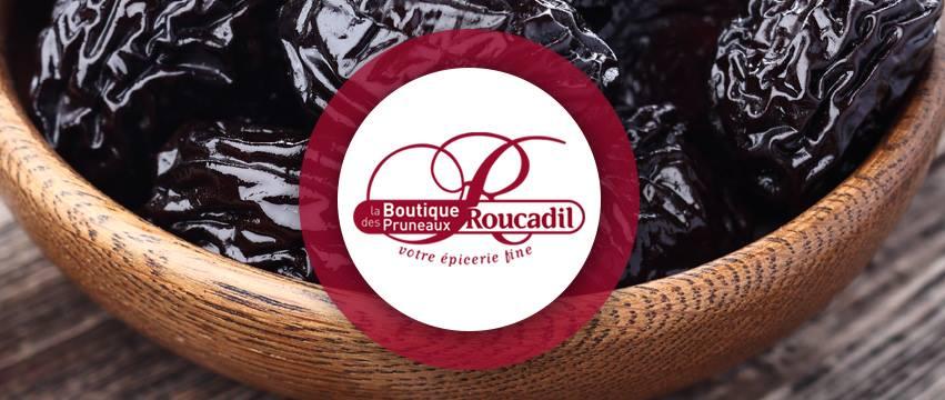 Pruneaux - Maison Roucadil
