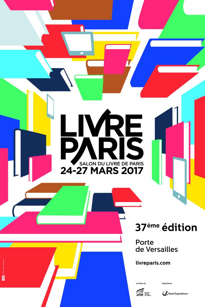 Le Salon du Livre Paris 2017