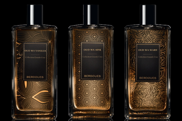 Berdoues – Collection Grands Crus Millésime Oud – parfums