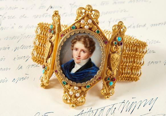 La collection Alfred de VIGNY – Le romantisme à l'honneur – vente Artcurial