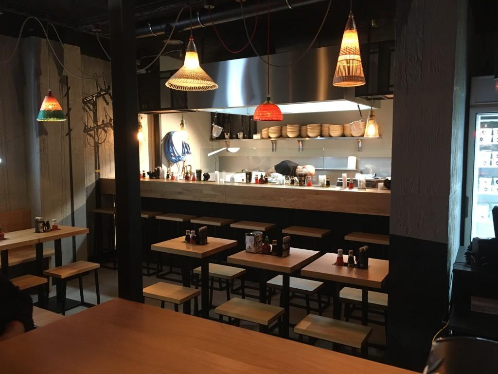 Pitaya Levallois - restaurant thaï