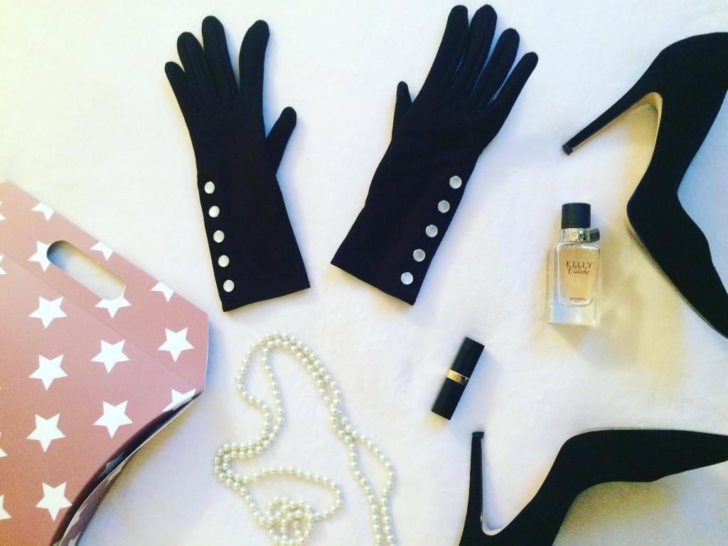 La petite attention - Gustave et Rosalie - gants Agnès B