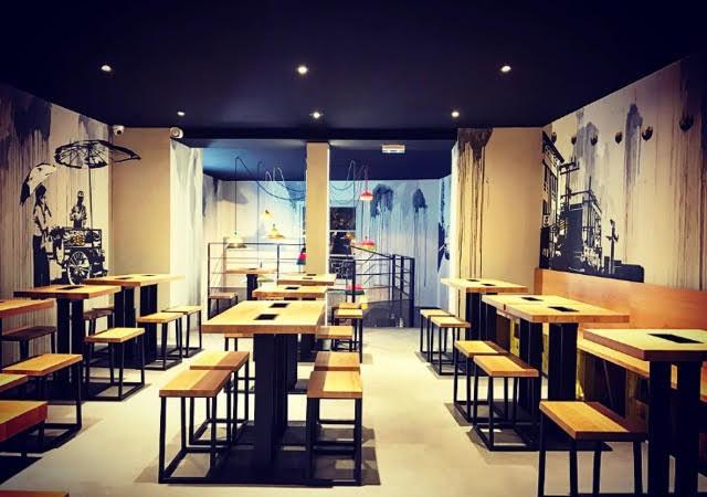 Pitaya – street food thaï – restaurant thaïlandais – Chef au comptoir