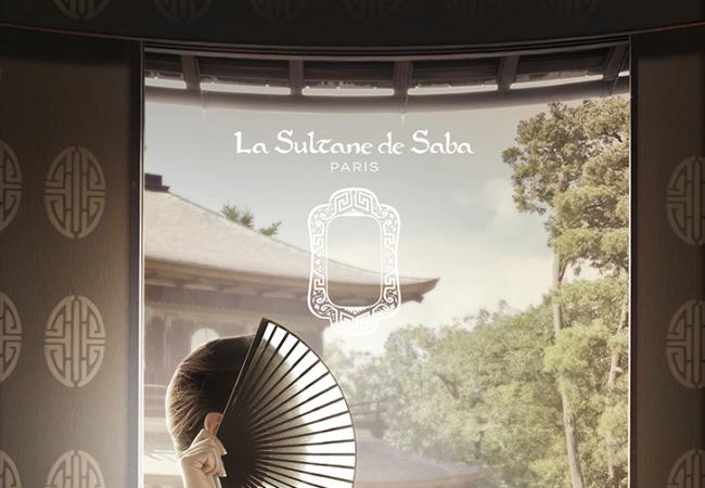 La Sultane de Saba – Voyage Japonais – rituel de beauté ancestral