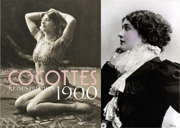 Les Cocottes Reines du Paris 1900 – éditions Parigramme