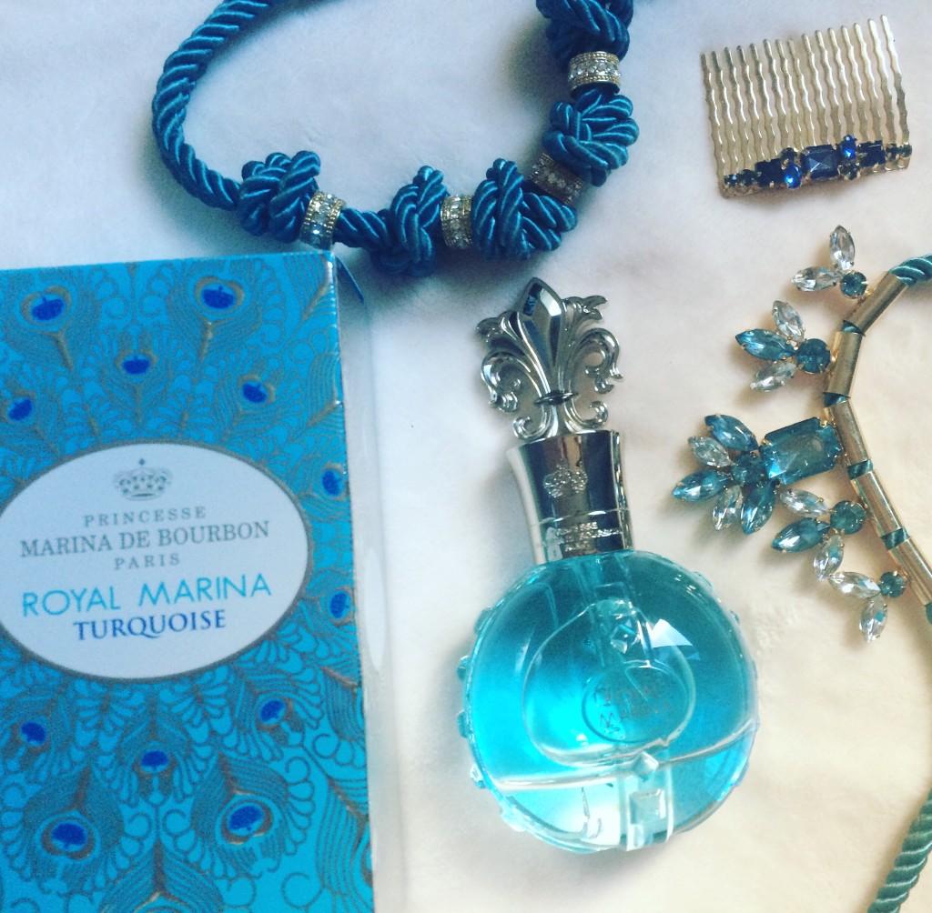 Parfums Princesse Marina de Bourbon - Royal Marina Turquoise