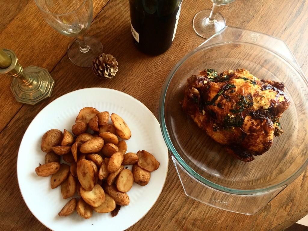 Rôtisserie Dufrénoy - livraison de poulet rôti à Paris
