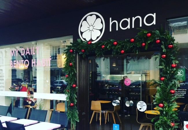 Hana Bento – restaurant japonais – spécialités nippones